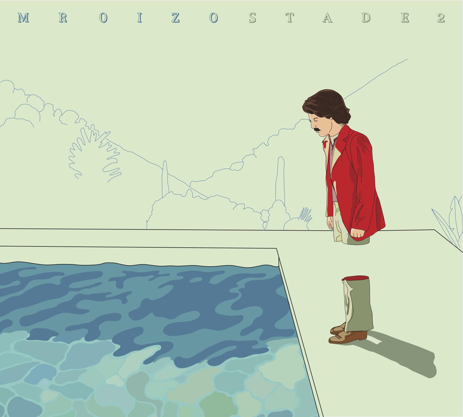 Mr. Oizo – Stade 2 (Ed Banger/Alive)