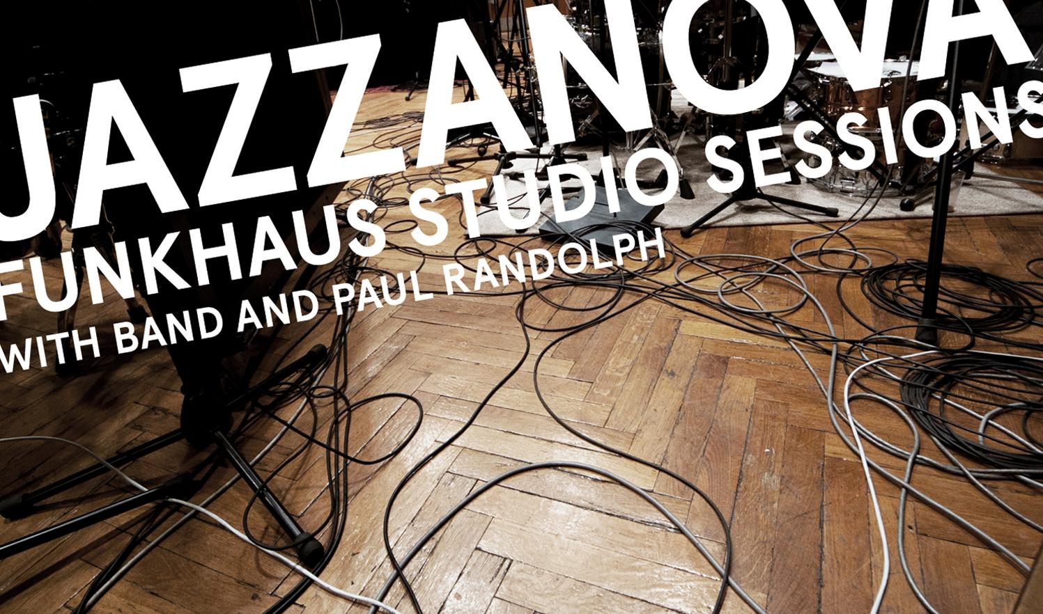 """Jazzanova veröffentlichen ihre """"Funkhaus Studio Sessions"""""""