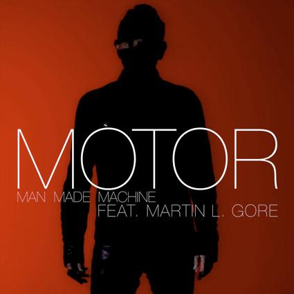 Motor feat. Martin L. Gore – Man Made Machine (CLR)