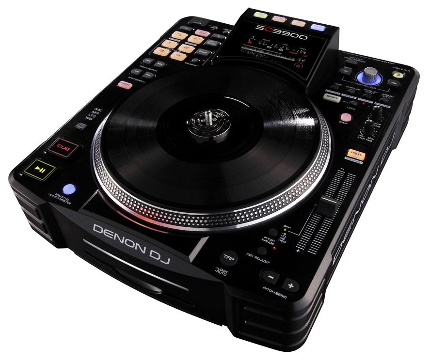 Hochdruck-Controller: Denon DJ DN-SC3900