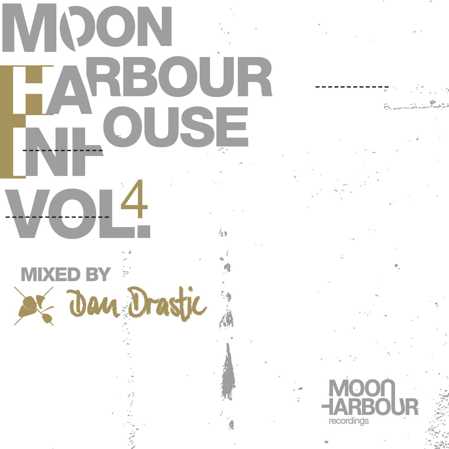 "Dan Drastic mixt vierte Ausgabe der Moon Harbour ""InHouse""-Serie"