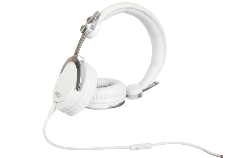 WeSC Bass White – Schöner hören!