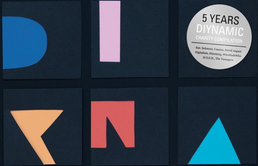 Diynamic feiert Fünfjähriges mit Charity-Compilation