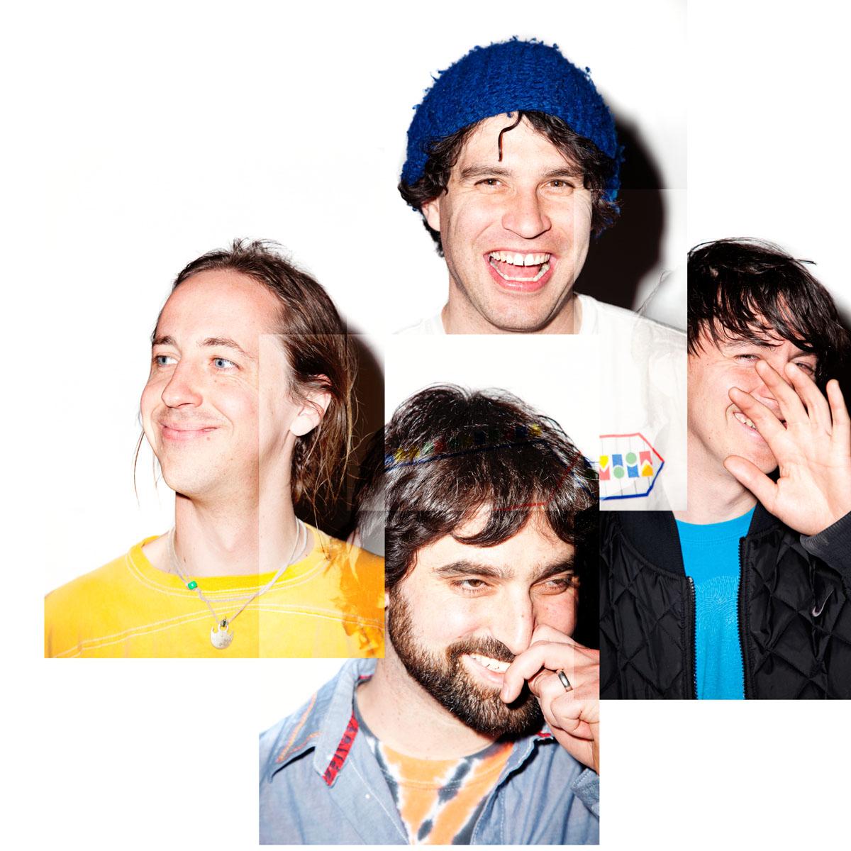 Animal Collective verkünden neues Album!