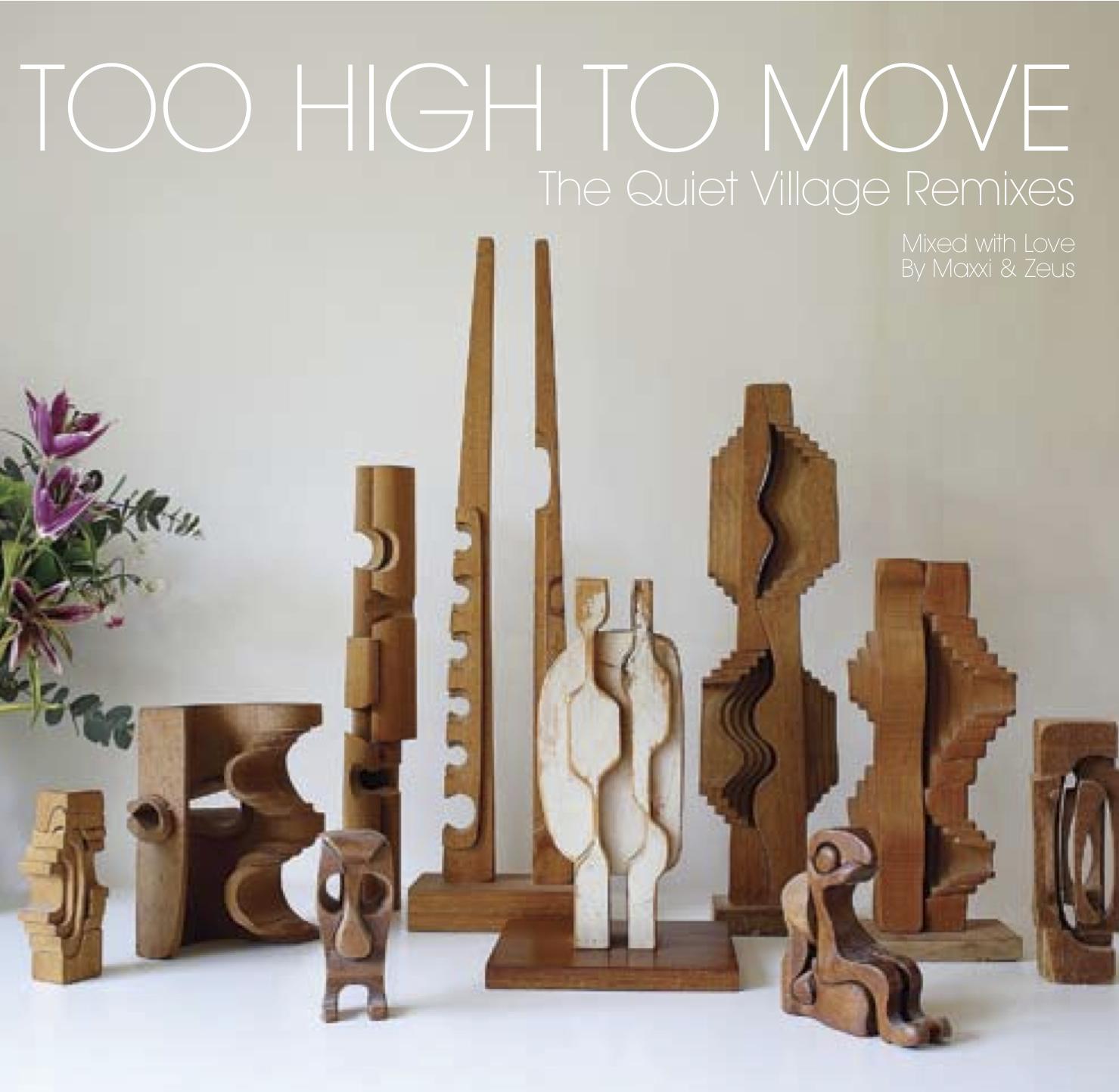 """Quiet Village veröffentlichen gesammelte Remixe: """"Too High To Move"""""""