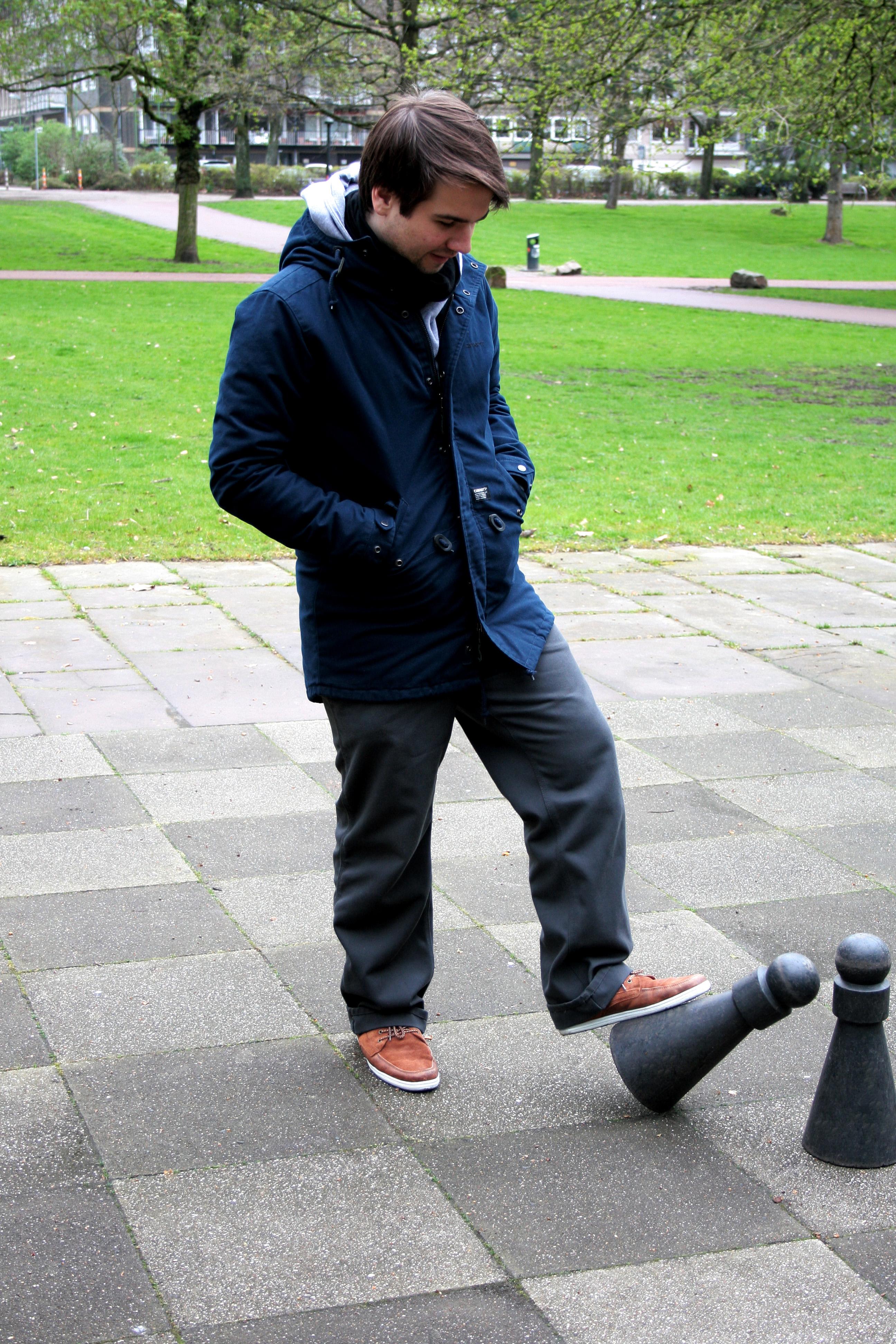 Manuel Tur – Beruf: DJ, Hobby: Schach