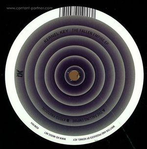Kernel Key – Falling Empire EP (KD Music)