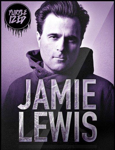 "Jamie Lewis released ""Purpleized"" auf Purple Music"