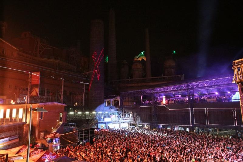 Electro Magnetic Festival feierte erfolgreiche Premiere!