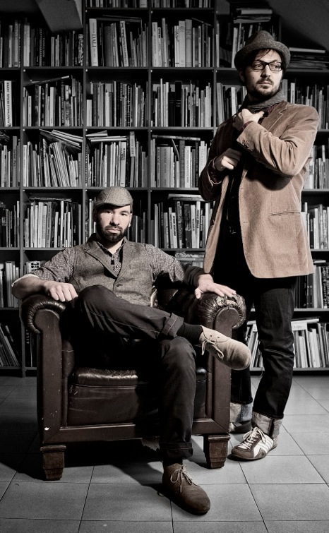 Nachteulen des Monats: Serwo Schamutzki & Kosta Aldente