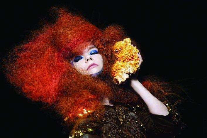 """Björk veröffentlicht Remix-Version von """"Biophilia"""""""