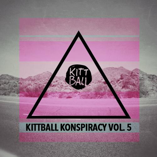 "Tube & Berger veröffentlichen ""Kittball Konspiracy Vol.5"""