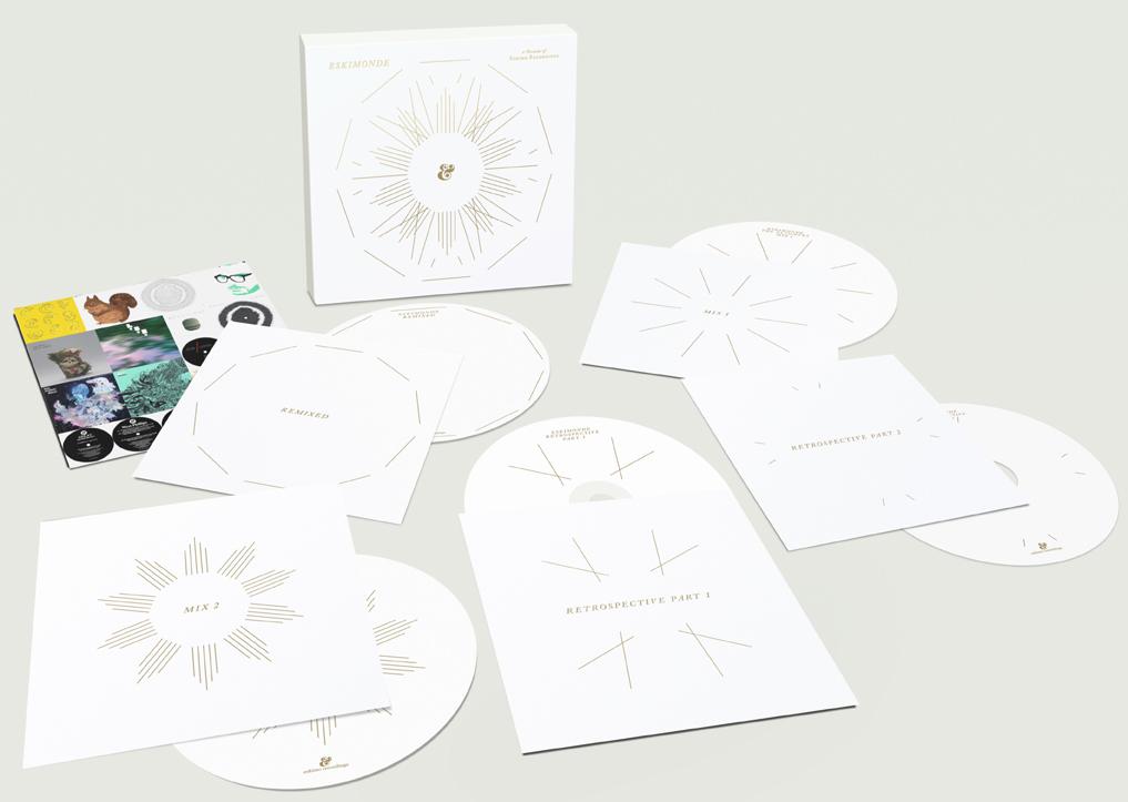 Eskimo Recordings feiert Jubiläum mit 5er CD-Box