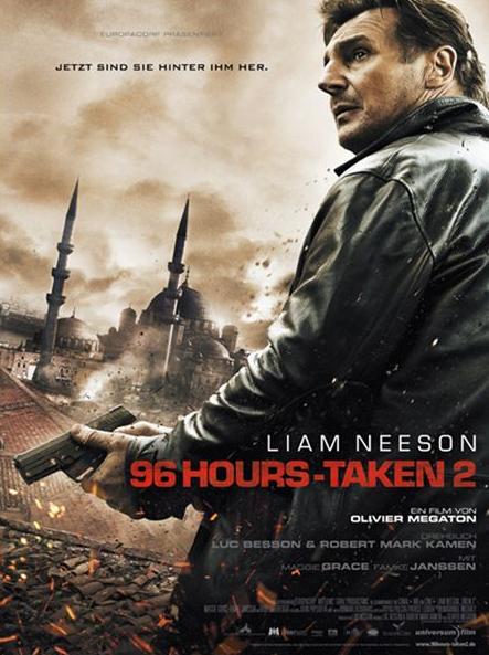 Neu im Kino: 96 Hours – Taken 2