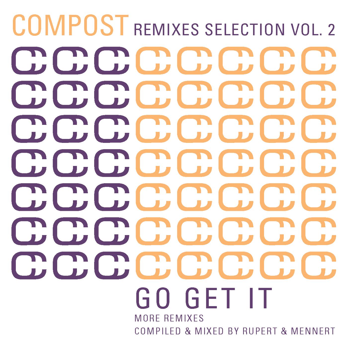 """Rupert & Mennert kompilieren """"Compost Remixes Selection Vol. 2"""""""