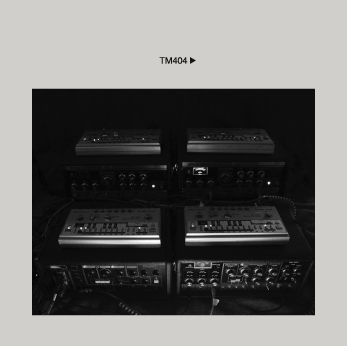 Andreas Tillianders Live-Projekt TM404 jetzt auch auf CD & Vinyl