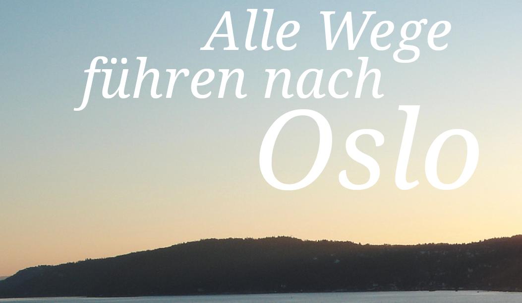 Prins Thomas, Lindstrøm & Blackbelt Andersen – Alle Wege führen nach Oslo