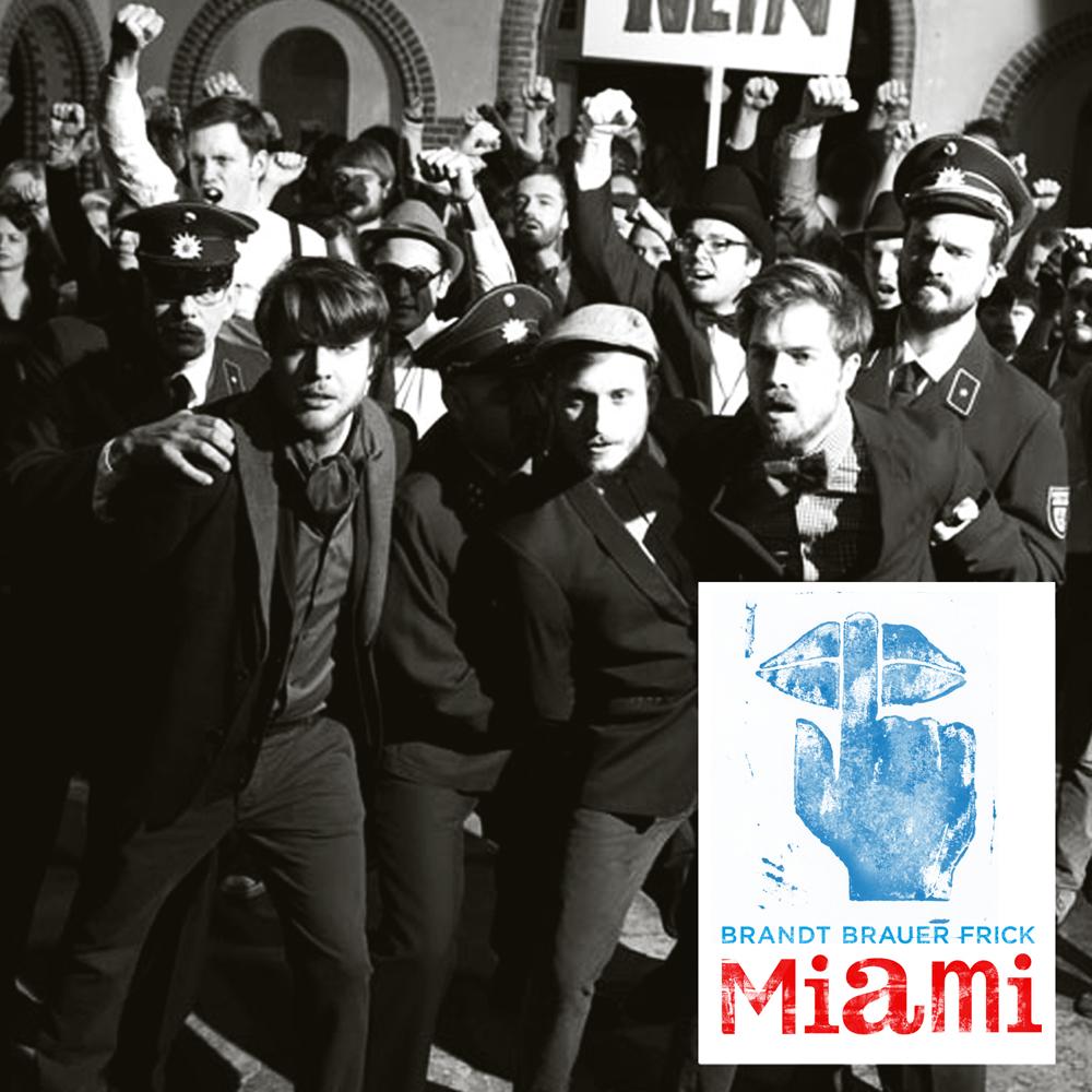 """Mit Brandt Brauer Frick nach """"Miami"""" (!K7 Records)"""