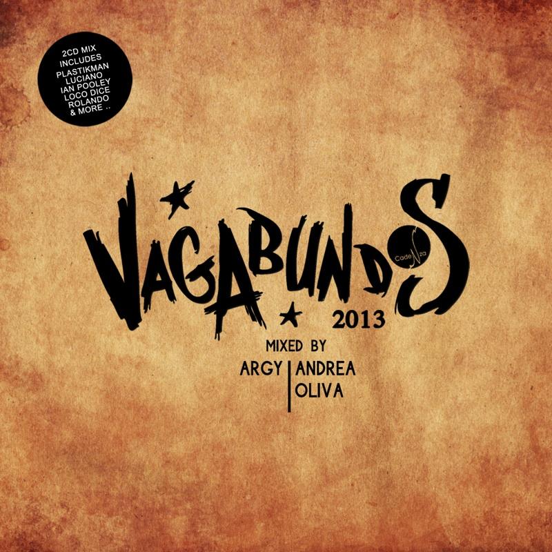 """Cadenza Music feiert 10. Geburtstag & """"Vagabundos 2013"""" kommt von Argy & Andrea Oliva"""