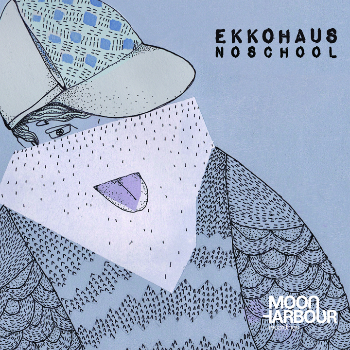 """Ekkohaus debütiert mit """"Noschool"""" auf Moon Harbour"""