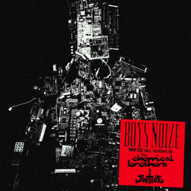 Boys Noize – XTC/Ich R U (Boysnoize Records 100)
