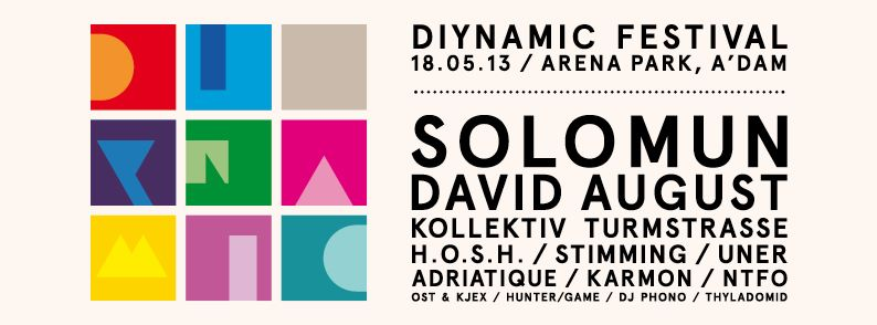 Diynamic startet eigenes Festival