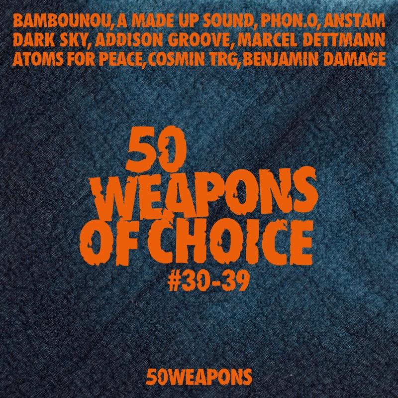 50Weapons präsentiert die nächsten Waffen der Wahl (30-39)
