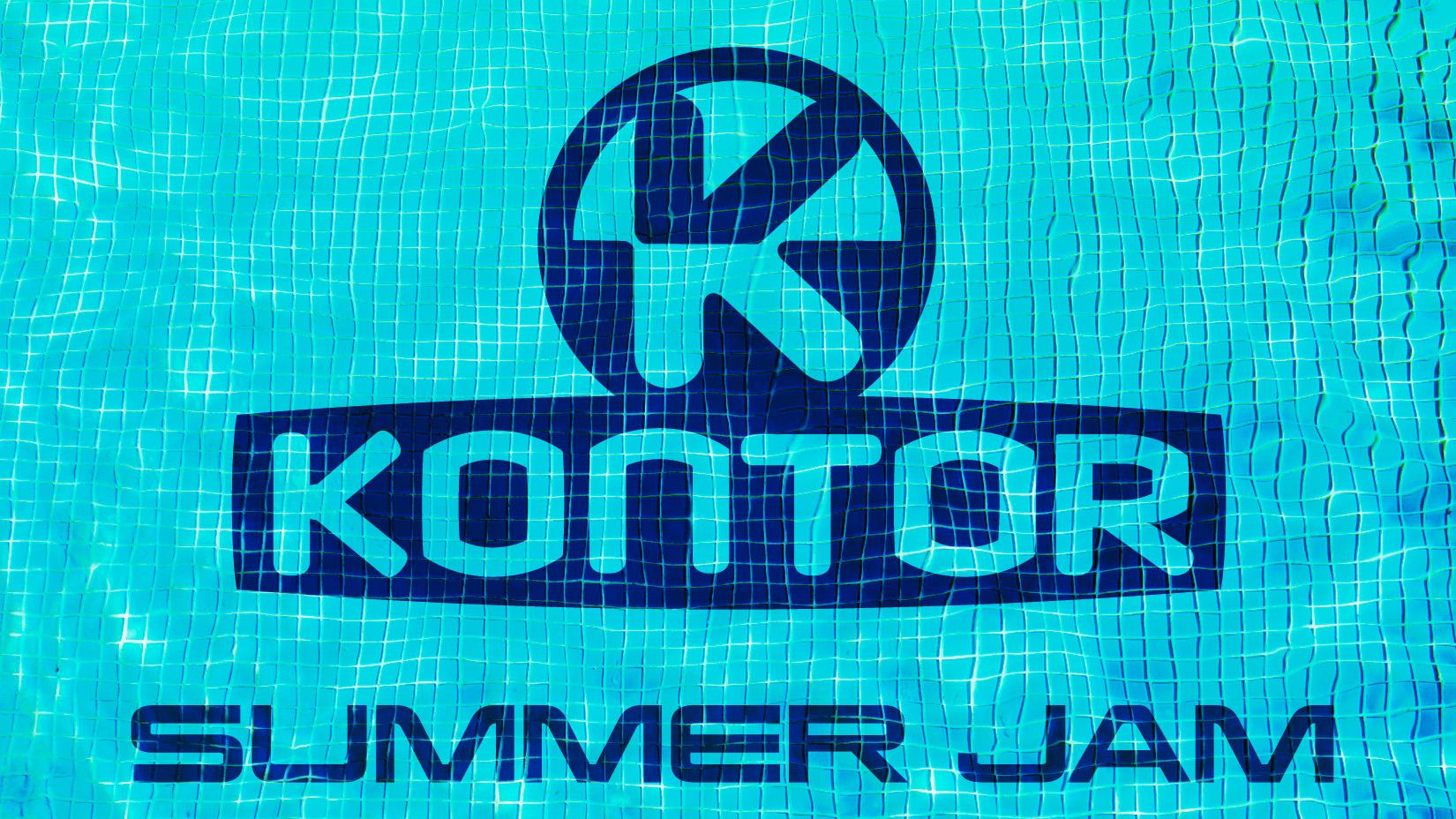 Sommer, Sonne, gute Laune – mit Kontor Summer Jam 2013