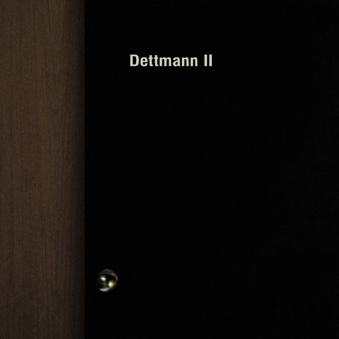 """Marcel Dettmann liefert """"II"""" aus"""