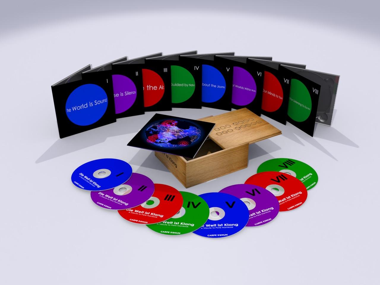 Carpe Sonum veröffentlicht Pete Namlook Tribute-Box