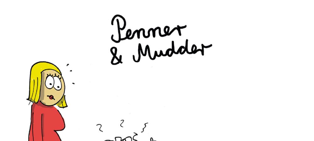 Gubis eher nicht so dolle DJ-Karikaturen: Penner + Muder