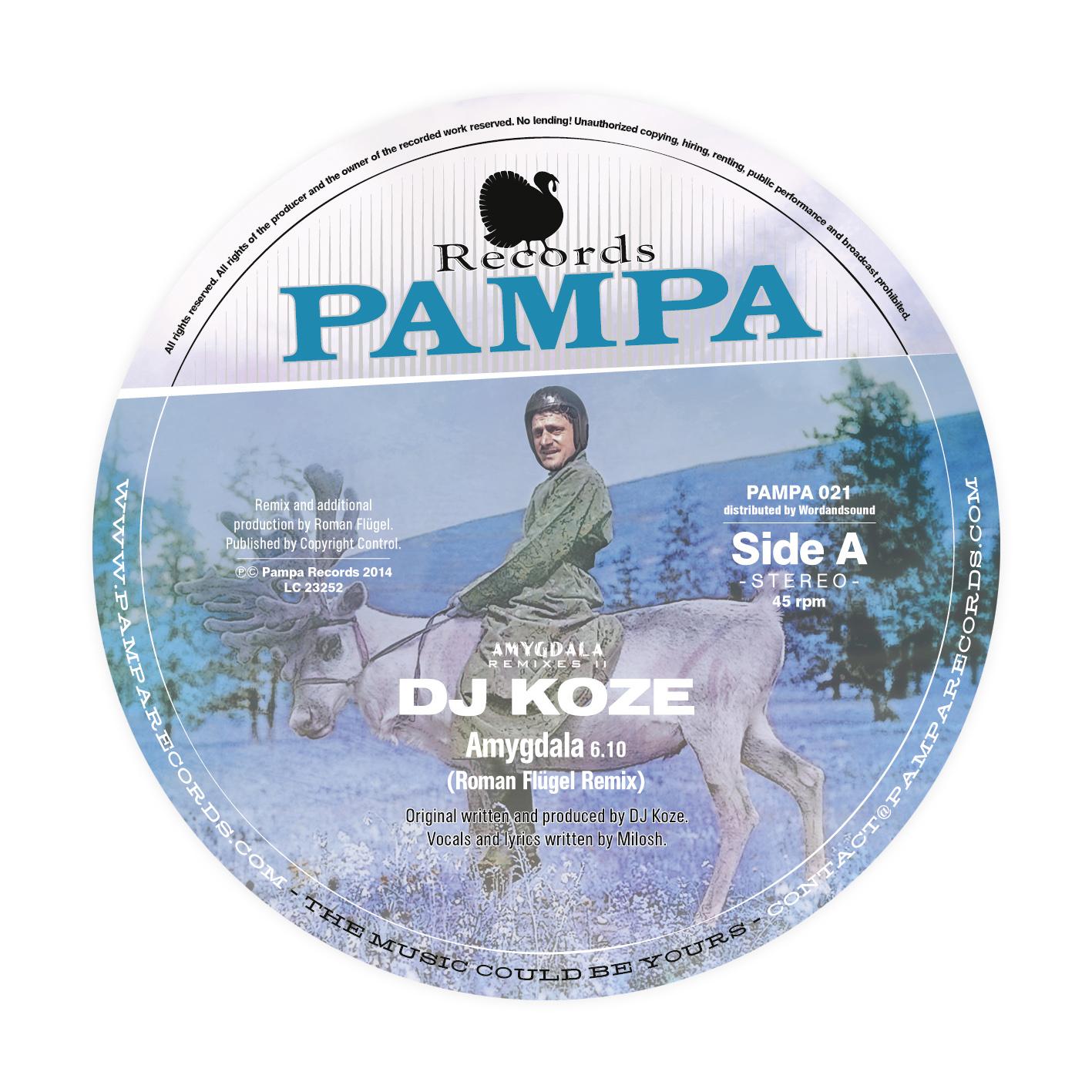 DJ Koze: nächste Runde Amygdala-Remixe mit Roman Flügel & Robag Wruhme