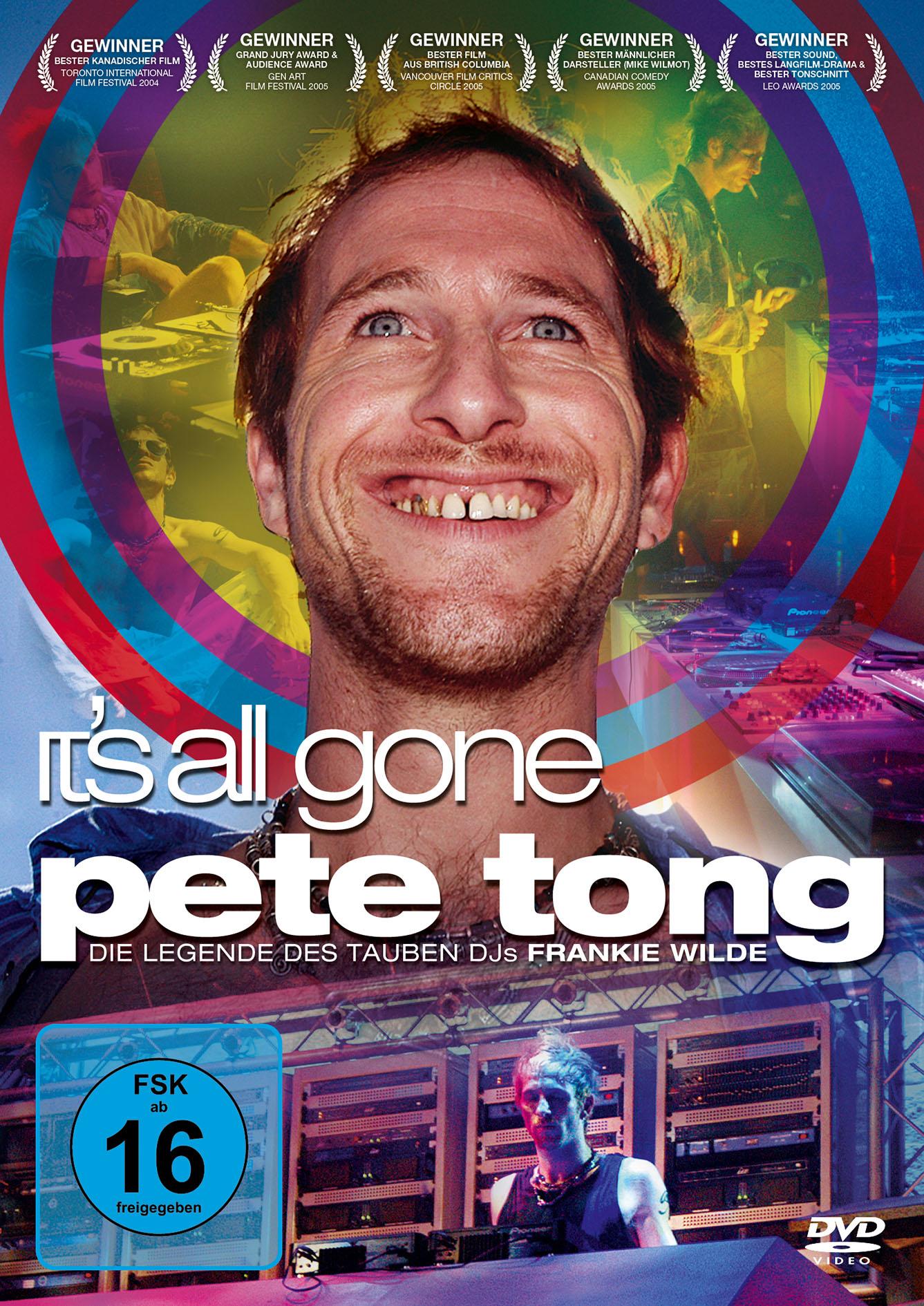 """""""It's all gone, Pete Tong"""" – der Kultfilm erstmals in Deutschland auf DVD"""