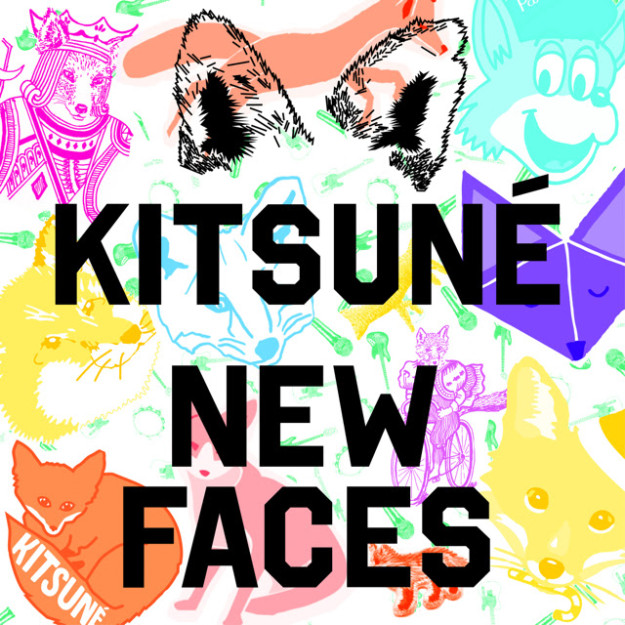 V.A. – Kitsuné New Faces (Kitsuné)