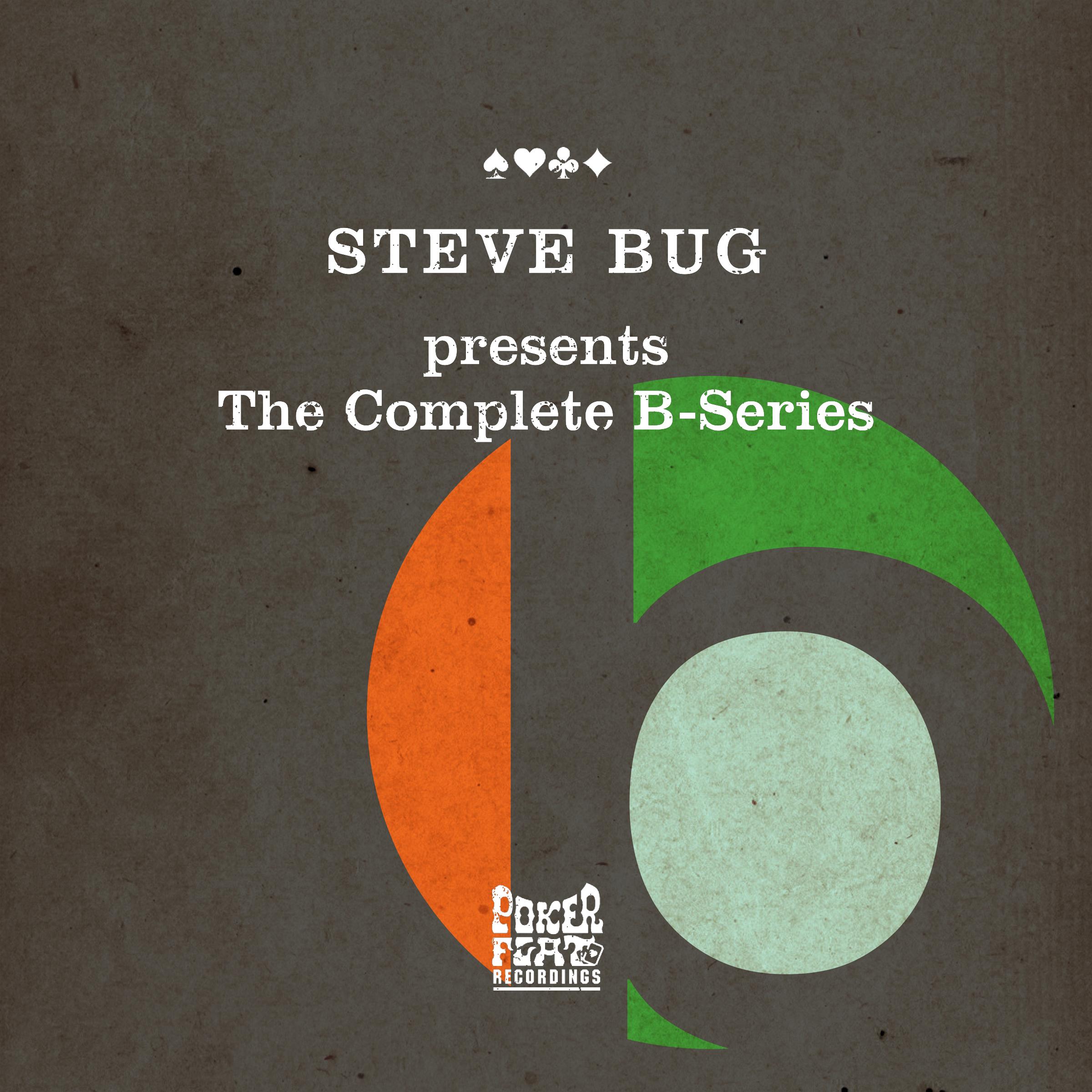 """Steve Bug veröffentlicht """"The Complete B-Series"""" auf Poker Flat"""