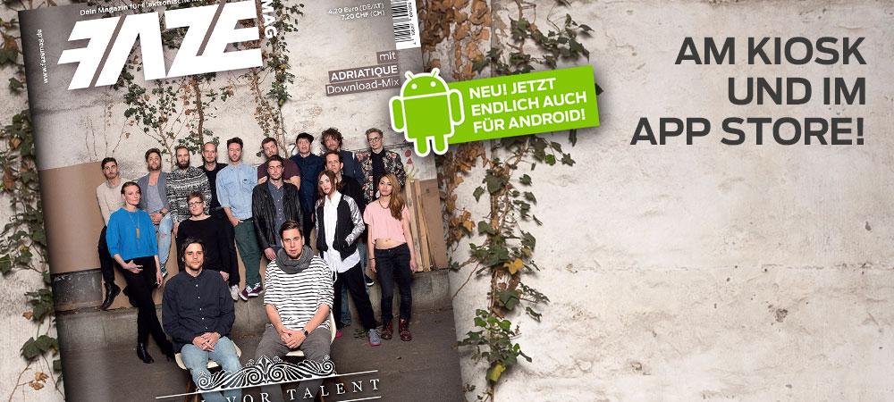 FAZEmag 028 – am Kiosk und als eMag für Apple und Android!