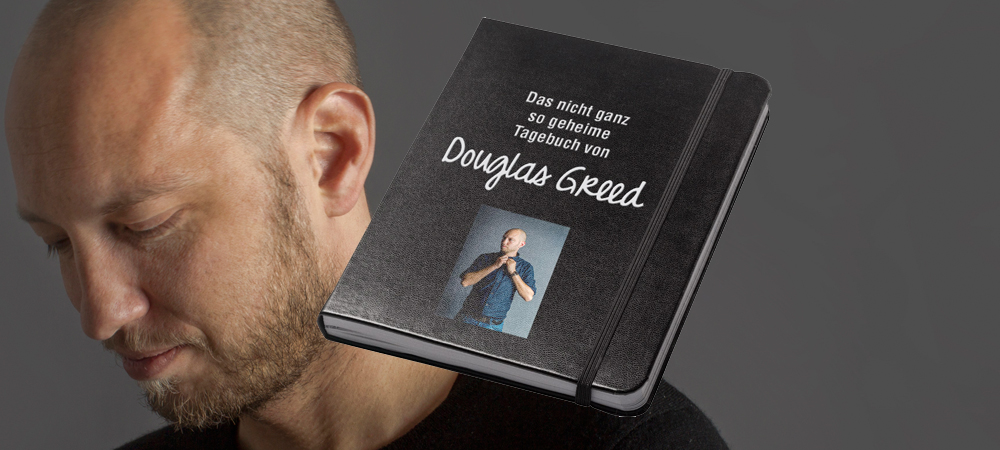 Das nicht ganz so geheime Tagebuch des Douglas Greed (Episode IV)