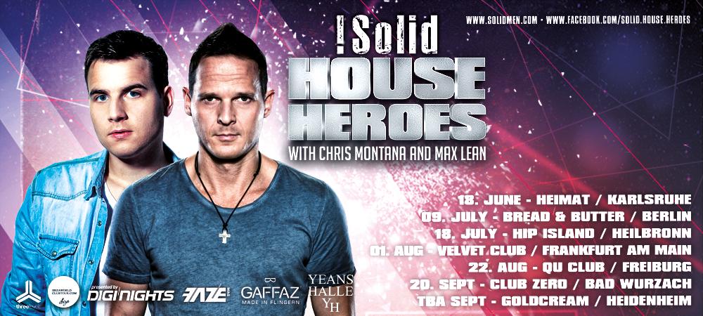 !Solid House Heroes –Verlosung!