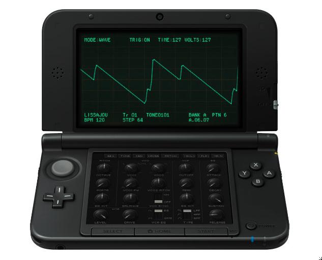 KORG DSN-12 – neuer Synthesizer für Nintendo 3DS