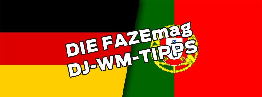 Die WM geht für Deutschland los – hier der DJ-WM-Tipp