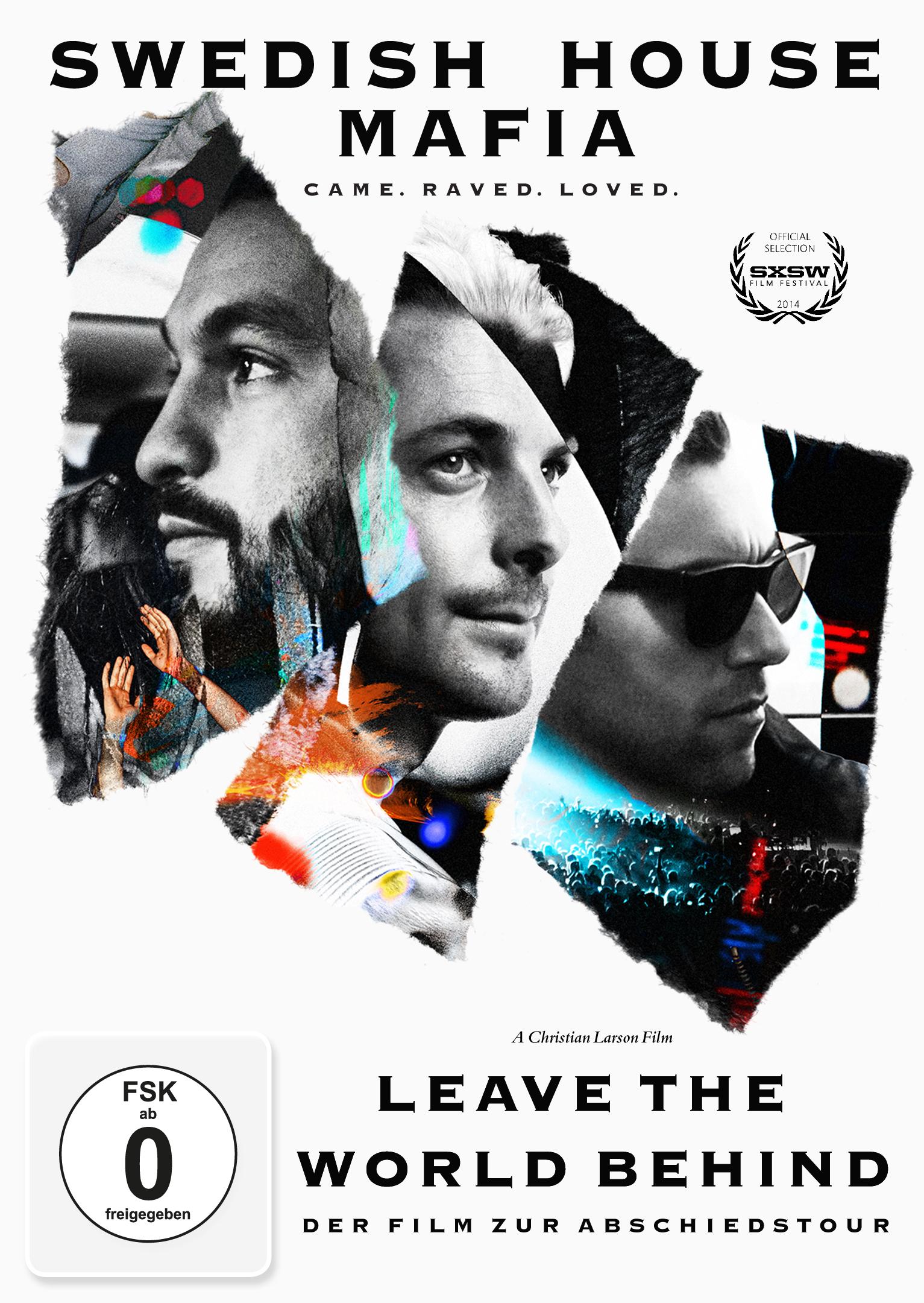 """Heute erscheint die DVD / Blu-ray """"Leave The World Behind"""" der Swedish House Mafia"""