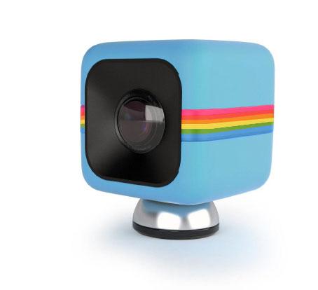 Polaroid präsentiert Action-Kamera Cube