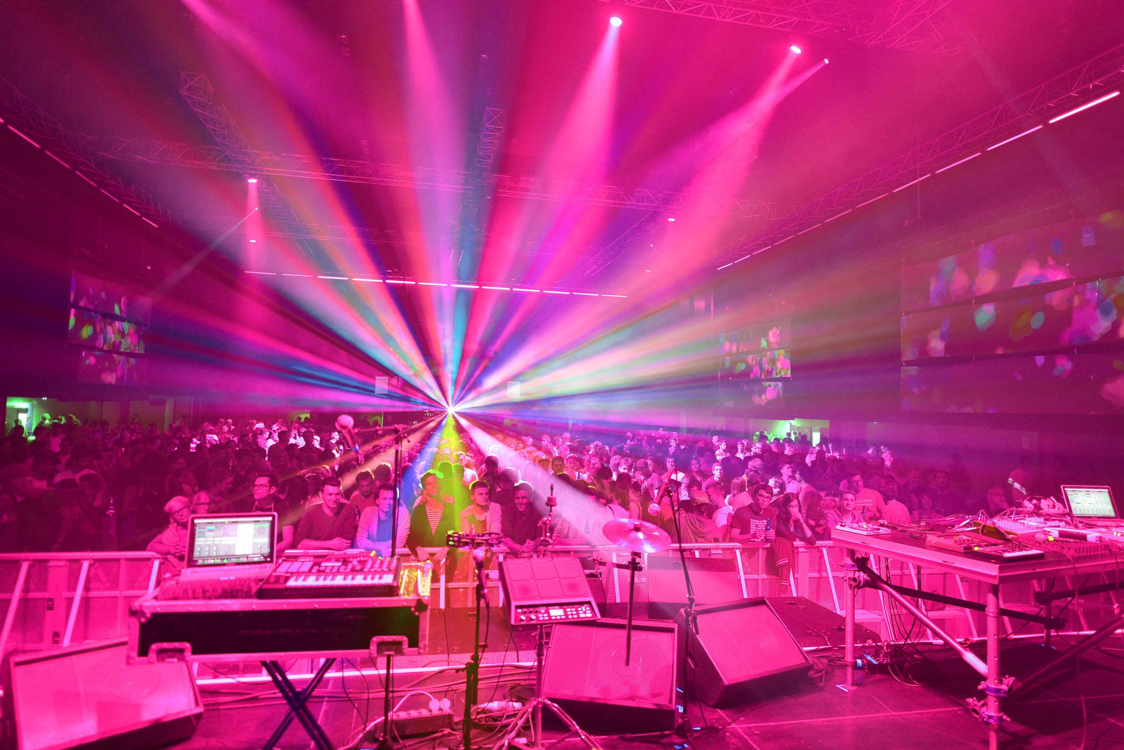 Electronic Beats feiert in Leipzig das Ende der Festivalsaison