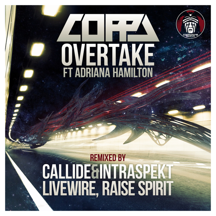 Coppa featuring Adriana Hamilton – Overtake (CMR001)