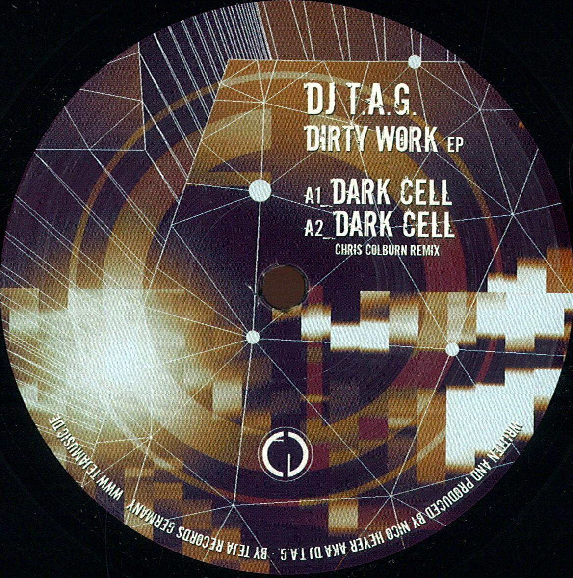 DJ T.A.G. – Dirty Work E.P. (Teja)