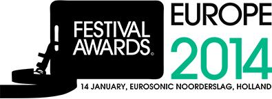 European Festival Award 2014 – die Gewinner!