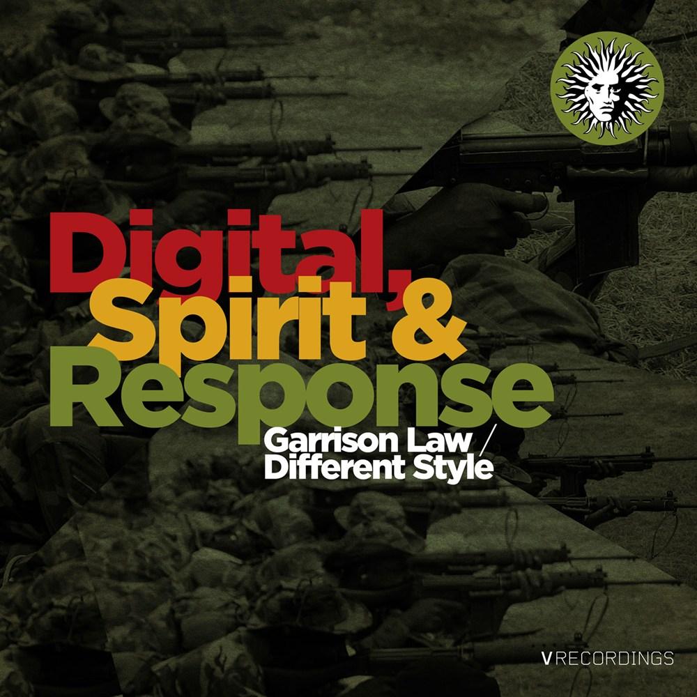Digital, Spirit & Response – Garrison Law/Different Style (PLV051)