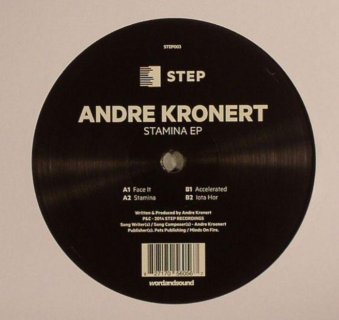 Andre Kronert – Stamina EP (Step Recordings)