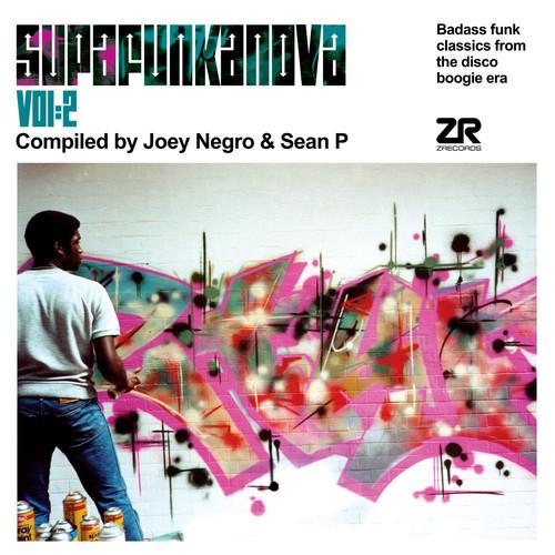 "Joey Negro & Sean P kuratieren rare Disco-Tracks für ""Supafunkanova Vol. 2"""