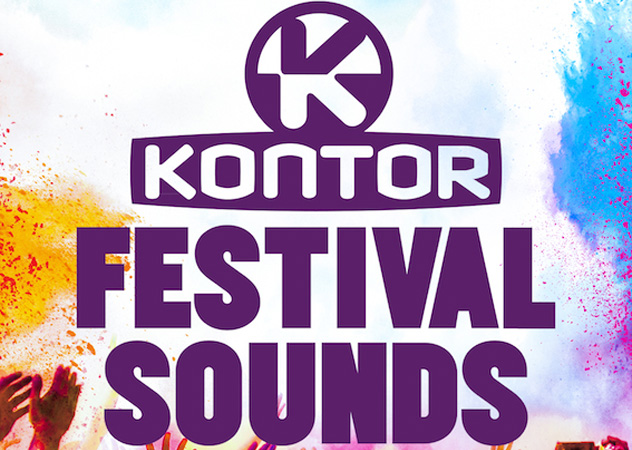 "Kontor eröffnet die Saison: ""Festival Sounds 2015"""